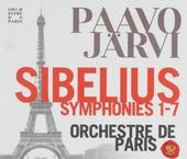 Symphonies 1-7