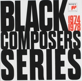 Black composers series 1974-1978