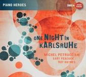 One night in Karlsruhe