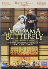 Madama Butterfly : original 1904 version