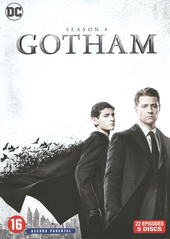 Gotham. Season 4