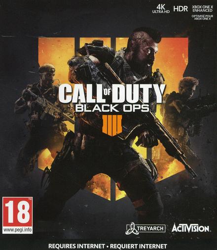 Call of duty : black OPS IIII : specialist edition