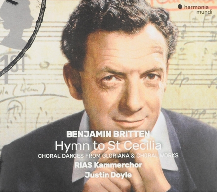 Hymn to St Cecilia : choral dances from Gloriana & choral works