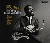 Musical prophet : the expanded 1963 New York studio sessions