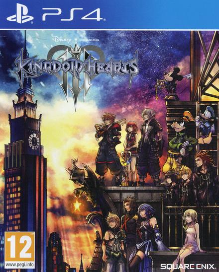 Kindom Hearts III