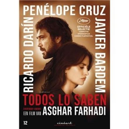 Todos lo saben / regie en scenario Asghar Farhadi