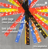 John Cage / Tom Johnson