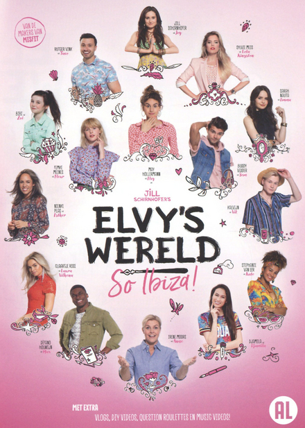 Elvy's wereld : so Ibiza!