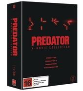 Predator : 1-4 collection