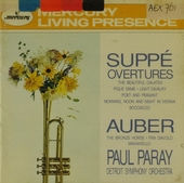 Overtures by Suppé and Auber