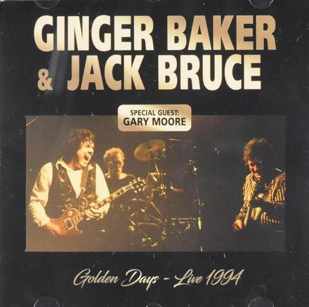 Golden days : Live 1994