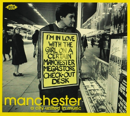 Manchester : a city united in music