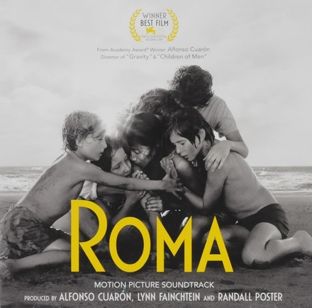 Roma : motion picture soundtrack