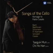 Songs of the cello : Homage to Pablo Casals