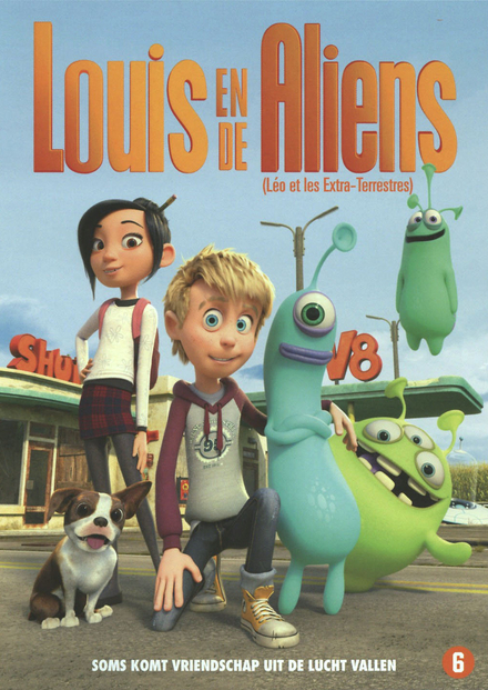 Louis en de aliens