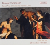 Baroque consolation : sacred arias at the imperial Viennese court