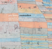 Nomaden : a richly varied mosaic in 38 movements for cello and large intercultural ensemble