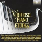 Virtuoso piano etudes