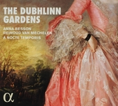 The Dubhlinn gardens : 17th & 18th centuries