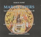 Mariavespers : Les vêpres de la Ste. vierge, opus 18