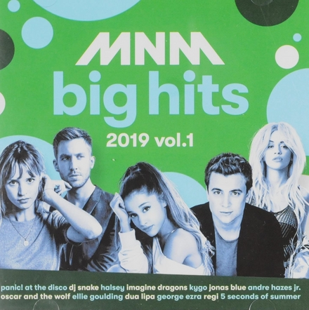 MNM big hits 2019. Vol. 1