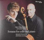 Rachmaninov Myaskovsky : sonatas for cello and piano