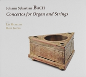 Concertos for organ and strings : reconstructions after concertos and cantatas