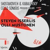 Shostakovich - Kabalevsky : cello sonatas