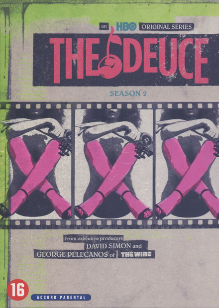 The deuce. Season 2