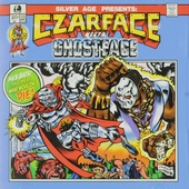 Silver age presents : Czarface meets Ghostface
