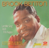 Let me sing and I'm happy : 4 original albums plus bonus singles