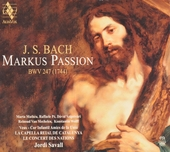 Markus Passion BWV 247 (1744)