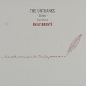 Lines part three : Emily Brontë