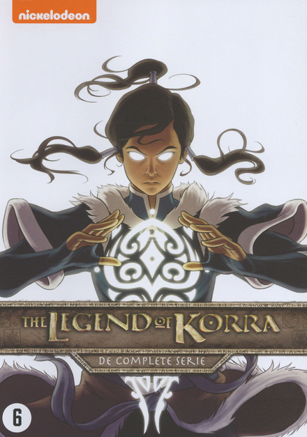 The legend of Korra : de complete serie