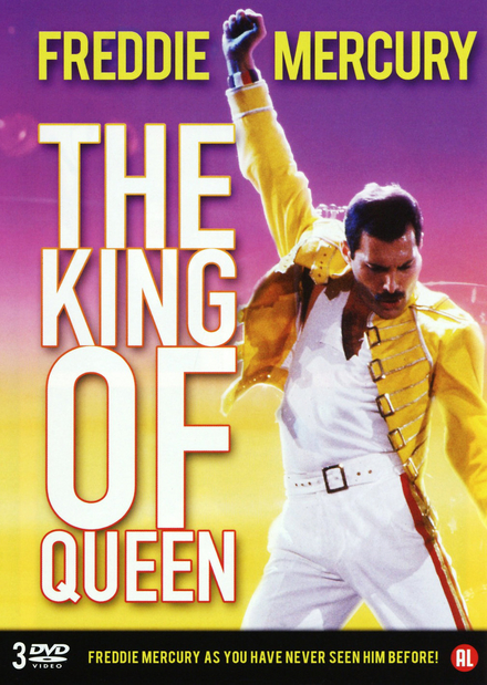 Freddie Mercury : The king of Queen