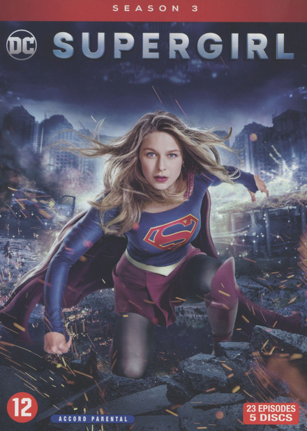 Supergirl. Season 3