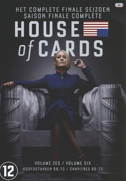 House of cards. Het complete finale seizoen