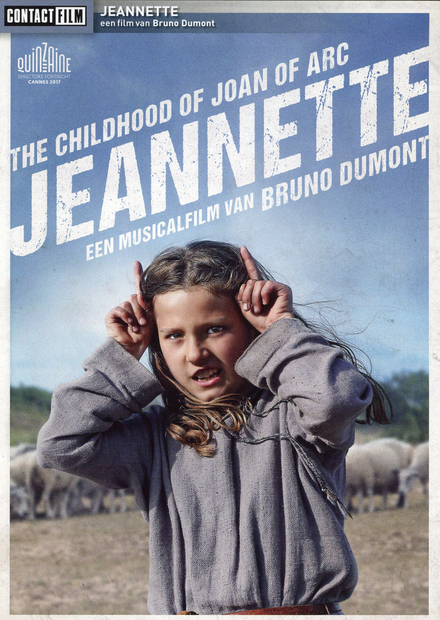 Jeannette : the childhood of Joan of Arc