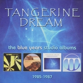 The blue years studio albums 1985-1987