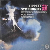 Symphonies nos 3, 4 & B flat