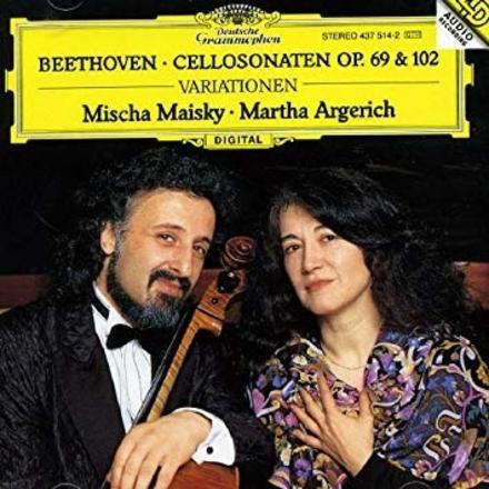 Sonaten für Klavier und Violoncello