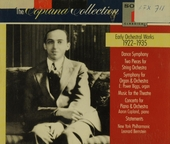 The Copland collection : early orchestral works 1922-1935