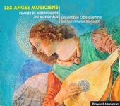 Les anges musiciens : Chants et instruments du Moyen-Âge