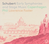 Early symphonies and stage music