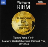 Music for violin and orchestra. Vol. 2