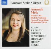 Organ recital : Winner 2017 8th international organ competition Musashino-Tokyo