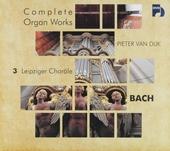 Complete organ works 3 : Leipziger Choräle. vol.3