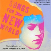 Songs for a new world : New York City center - 2018 encores! Off-center cast recording
