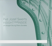 Insight your inside : 24 straight strung piano sonatas