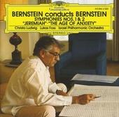 Bernstein conducts Bernstein : symphonies